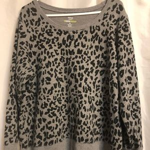 Style & Co essential sweatshirt. Size 2X.